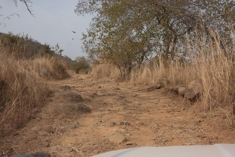 13-de Bamako à Kayes en suivant la voie ferrée Bamako20