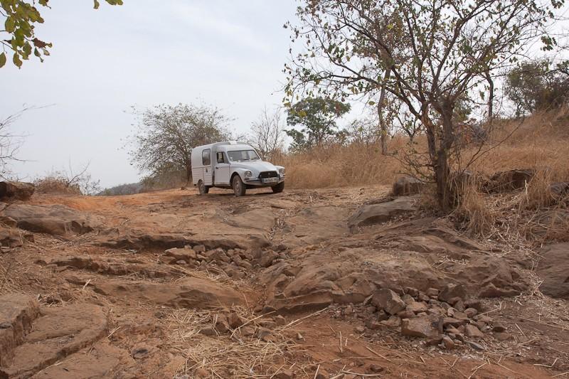 13-de Bamako à Kayes en suivant la voie ferrée Bamako21