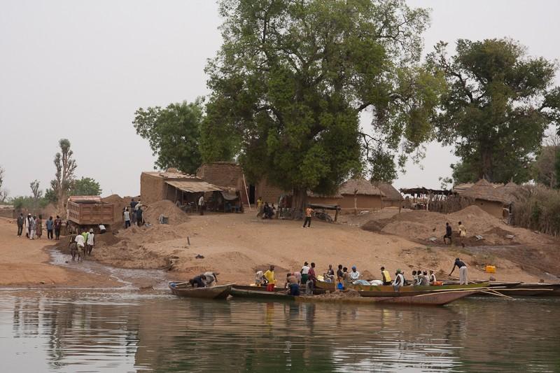 13-de Bamako à Kayes en suivant la voie ferrée Bamako23