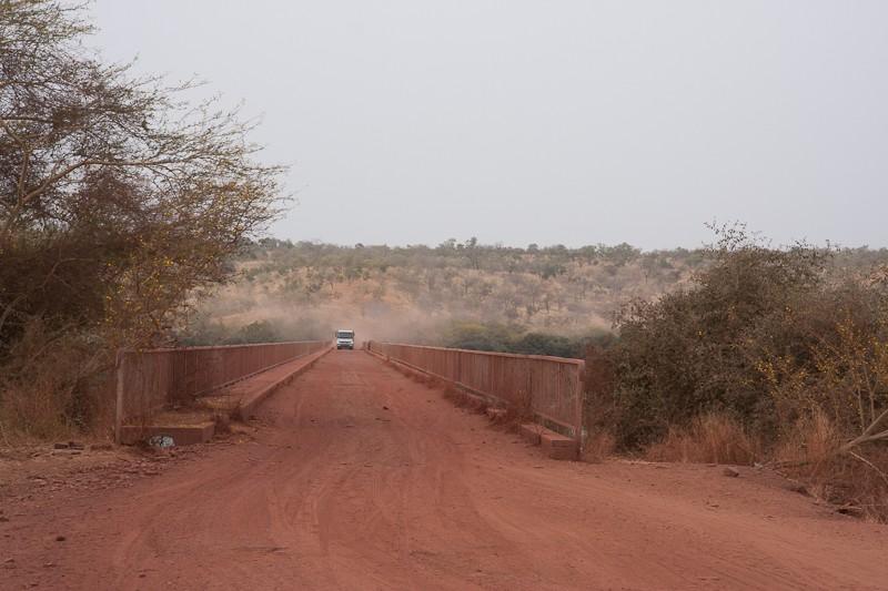 13-de Bamako à Kayes en suivant la voie ferrée Bamako25