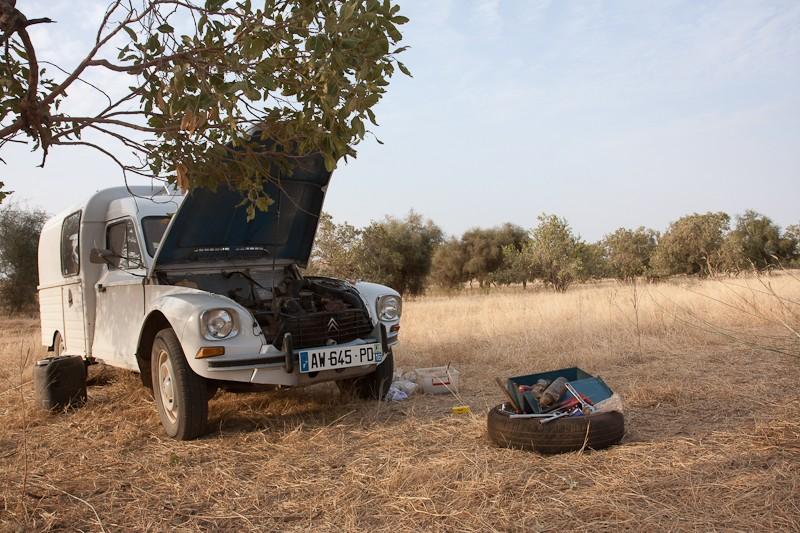 14- de Kayes (Mali) à Sélibabi (Mauritanie) par la piste Kayes_19
