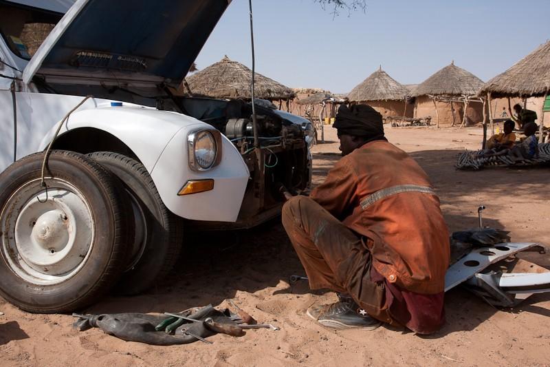 14- de Kayes (Mali) à Sélibabi (Mauritanie) par la piste Kayes_20