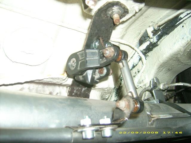 Dennis sein Ascona C  Bi -Xenon Umbau Dsci6912