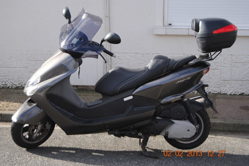 Scooter Yamaha majesty 125 cm3 10257510