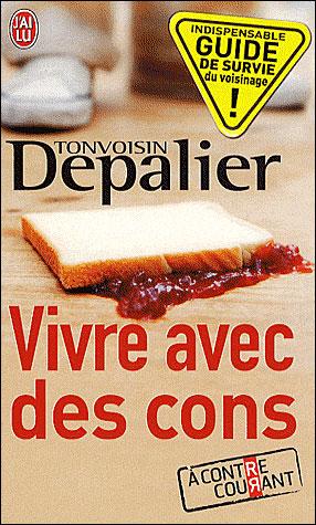 VIVRE AVEC DES CONS de Tonvoisin Depalier 97822910
