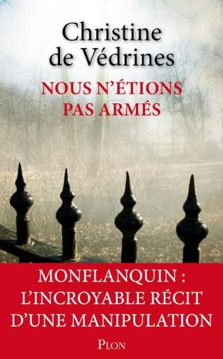 NOUS N'ETIONS PAS ARMES de Christine de Védrines Nous-n10