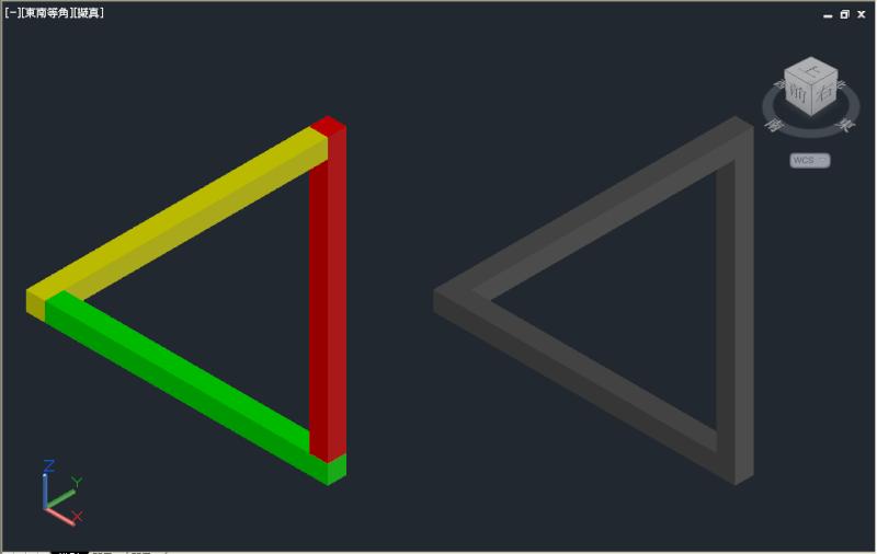 CAD做的錯覺圖 Noname11