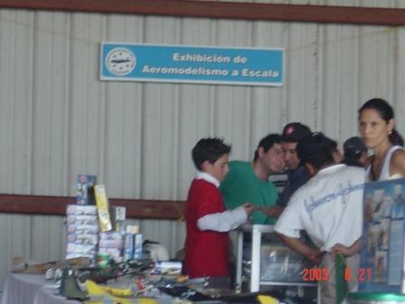 El Museo del Aire de Honduras . Dsc02010