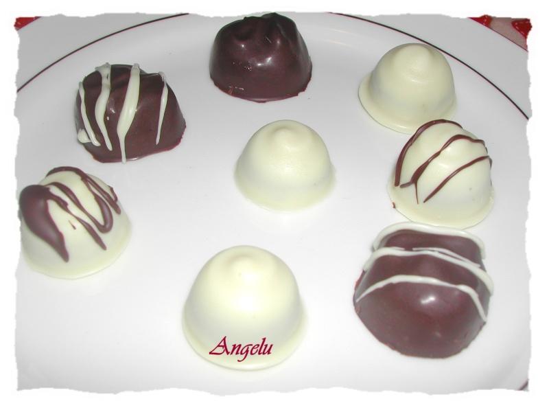 Chocolats fourrés crème de pralin Chocol14