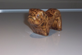 Specials  Department - early Trickle Glaze Un-numbered Animals Early_11
