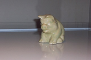 Specials  Department - early Trickle Glaze Un-numbered Animals Early_14