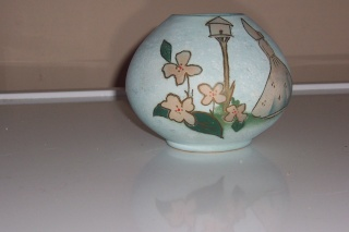 Globe Vase -two styles two sizes 36 and unknown  Jess_a19