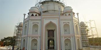 Taj Mahal In Bangladesh! 20081210