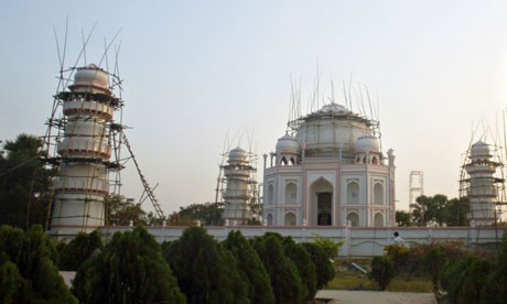 Taj Mahal In Bangladesh! Tajmah10