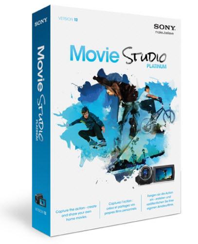 برنامج Sony Movie Studio Platinum, الاصدار الاخير Sony-m10