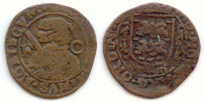 demande d'aide pour identification monnaie ancienne Friesl10