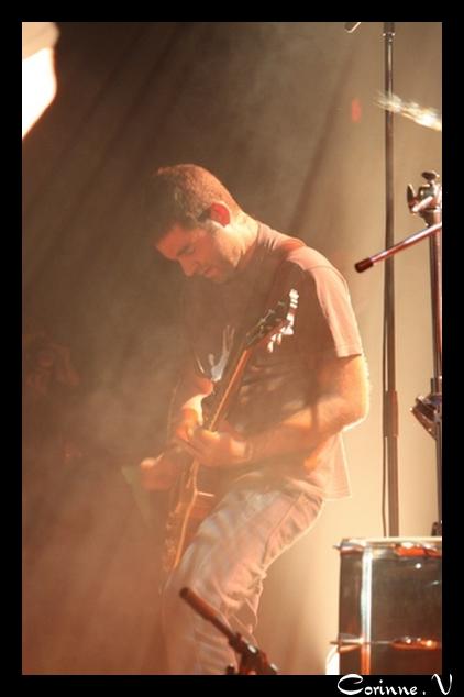 mon homme et son groupe en concert le 22 nov 2008 K110