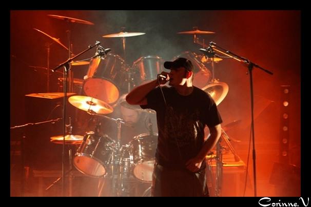 mon homme et son groupe en concert le 22 nov 2008 K210