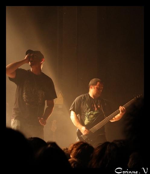 mon homme et son groupe en concert le 22 nov 2008 K810