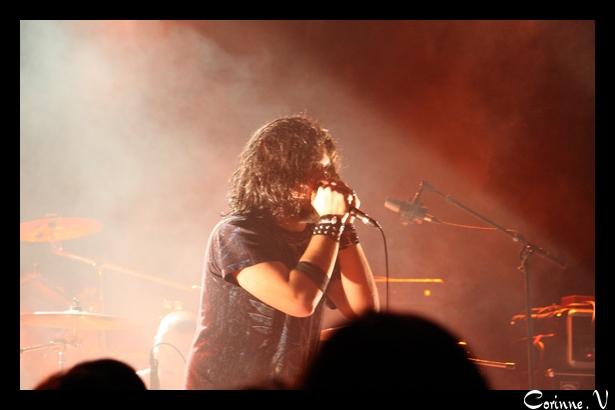 mon homme et son groupe en concert le 22 nov 2008 Siv110