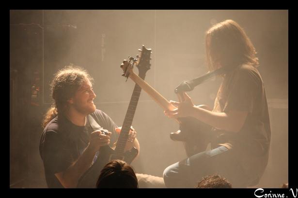 mon homme et son groupe en concert le 22 nov 2008 Siv1710