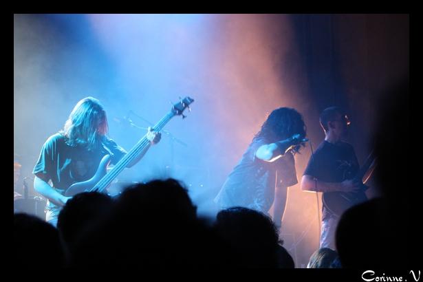 mon homme et son groupe en concert le 22 nov 2008 Siv510