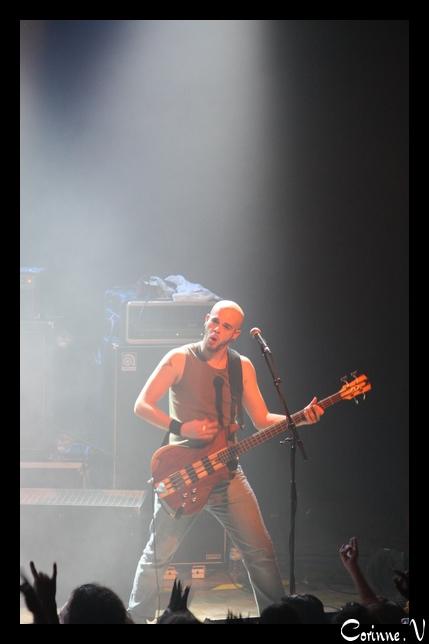 mon homme et son groupe en concert le 22 nov 2008 Ultra111