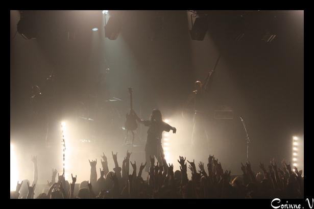 mon homme et son groupe en concert le 22 nov 2008 Ultra410