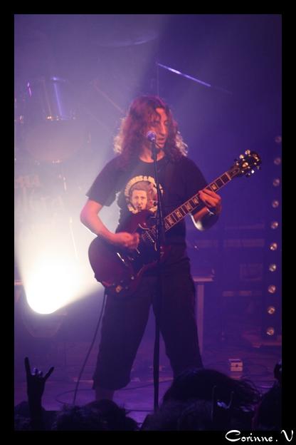 mon homme et son groupe en concert le 22 nov 2008 Ultra711