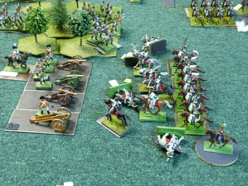 Français contre Prussiens. Aile_g12