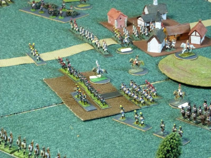 Français contre Prussiens. Attaqu10