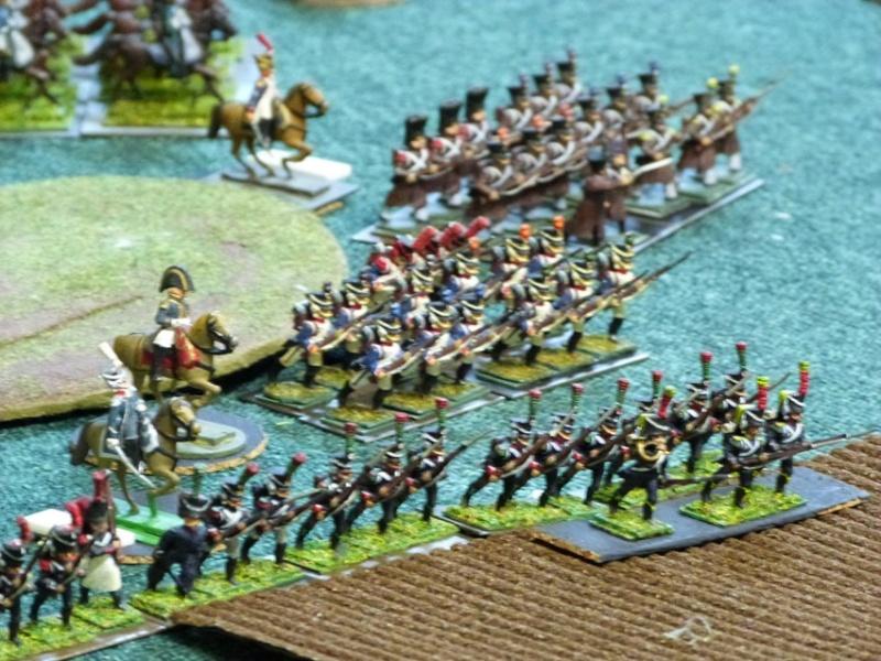 Français contre Prussiens. Progre10