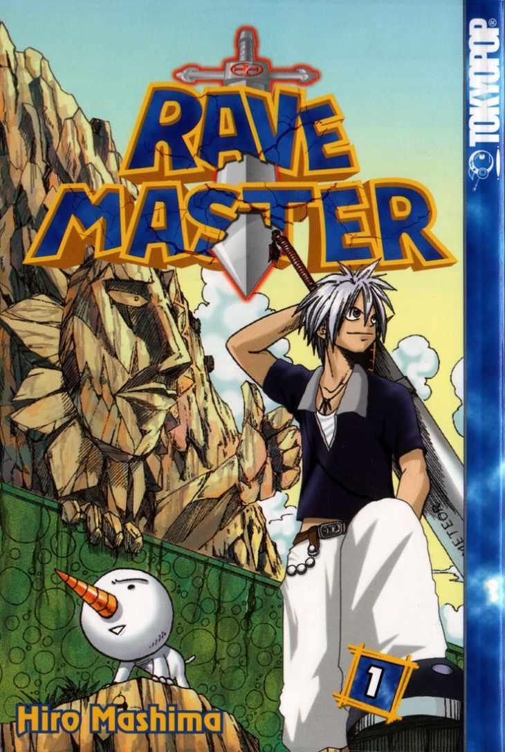 Rave Master Imagen10