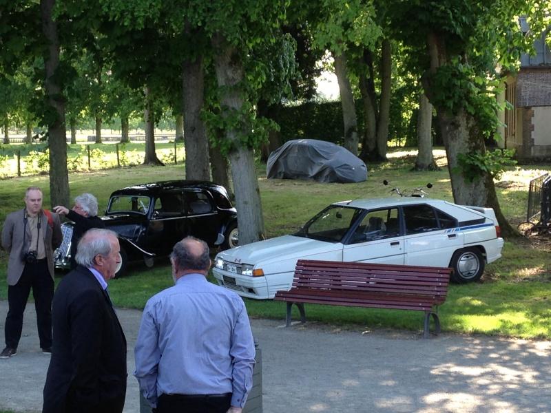 [EXPOSITION et MANIFESTATION] Citroën à La Ferté Vidame Img_0911