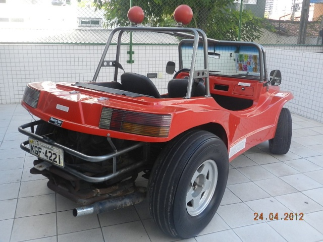 BUGGY  TIGER Buggy-11
