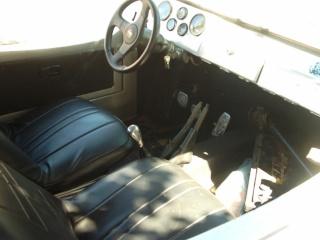 Desatolando o Fusca ou Buggy sem sair do carro e sem se sujar.  Image010
