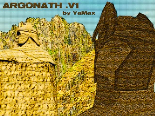 Map N°1 - Argonath (by Max) Argona15