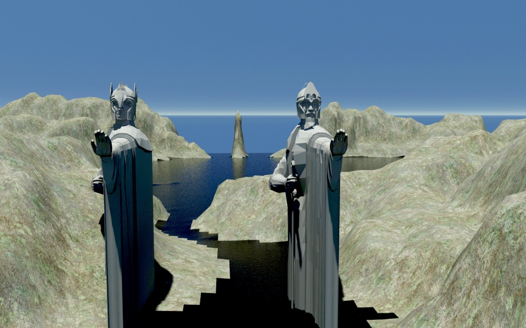 Map N°1 - Argonath (by Max) Mouhah10