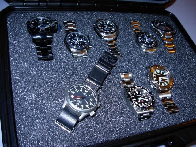 Objets détournés en... coffrets à montres Dscn1540