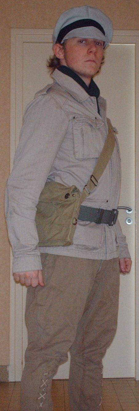 Vos tenues du mod zombie ! Sergen10