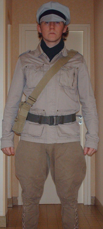 Vos tenues du mod zombie ! Sergen11