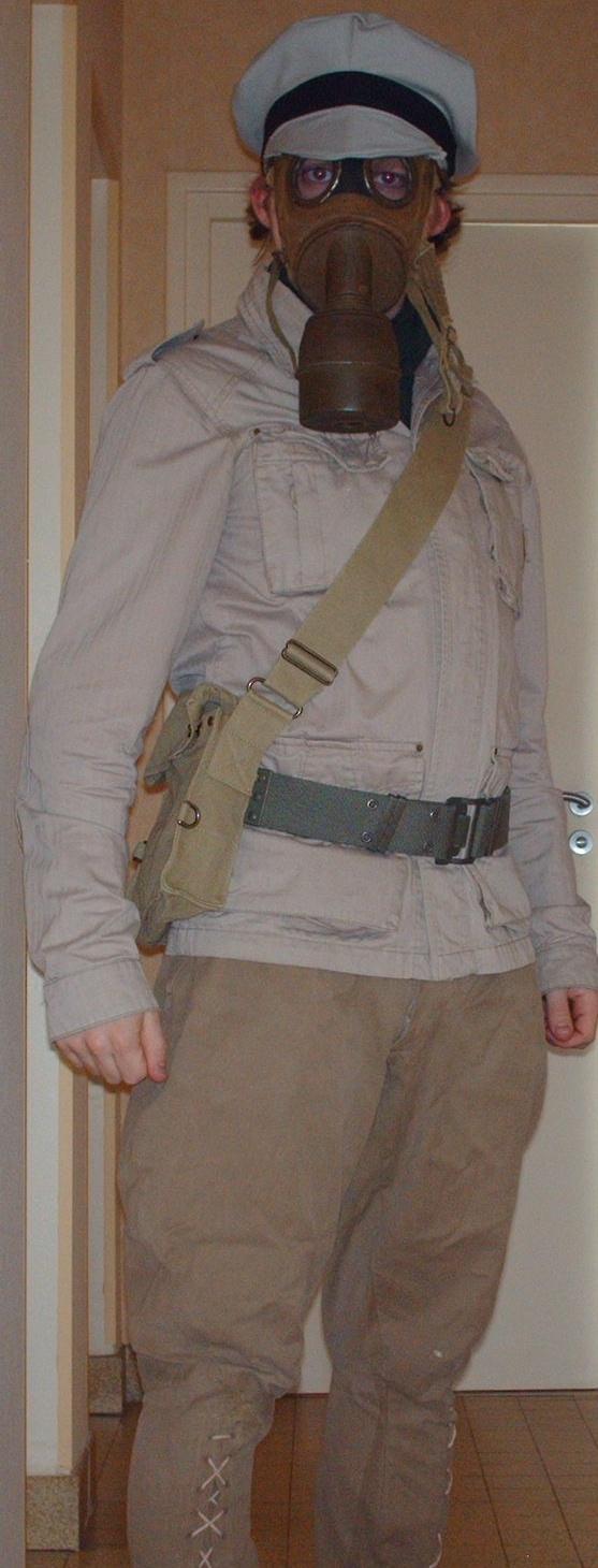 Vos tenues du mod zombie ! Sergen12
