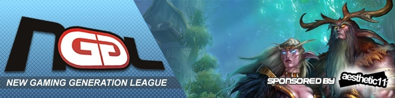 Professional Gaming Series - IWLeague Banner14