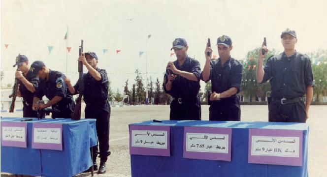صور الشرطة الجزائرية............... Tir10