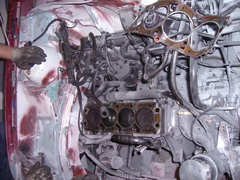 Umbau-Bericht mal anderes...17.11.2008 Motor110