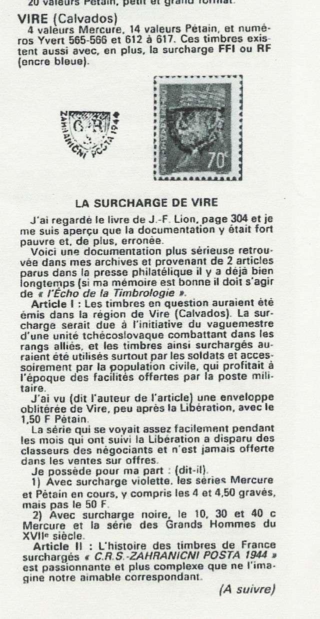 Surcharge de Vire Vire10
