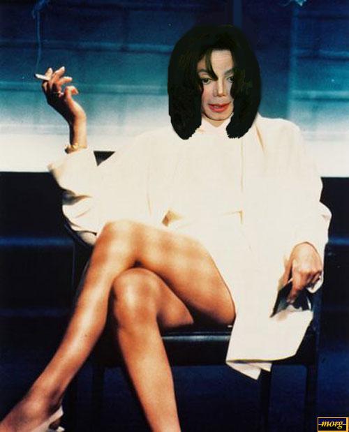 Immagini MJ Fotomontaggi Jackso10