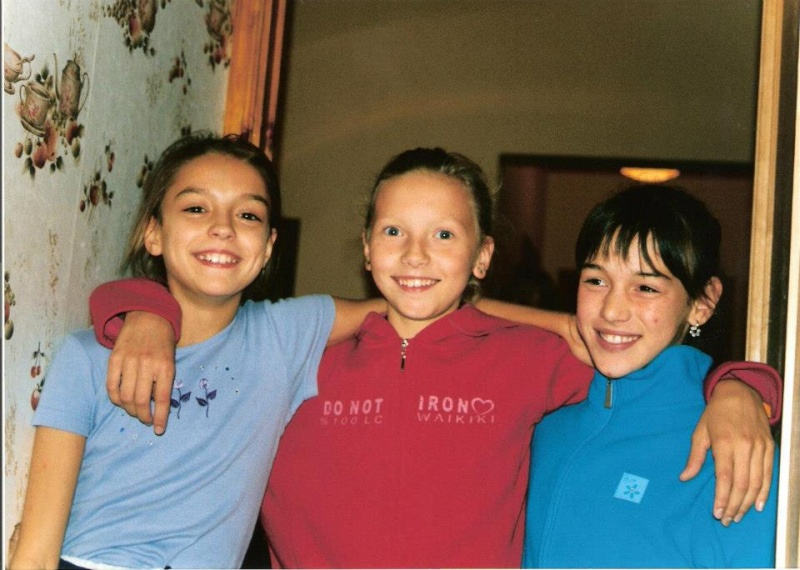 Les gymnastes lorsqu'elles étaient très jeunes 52436510