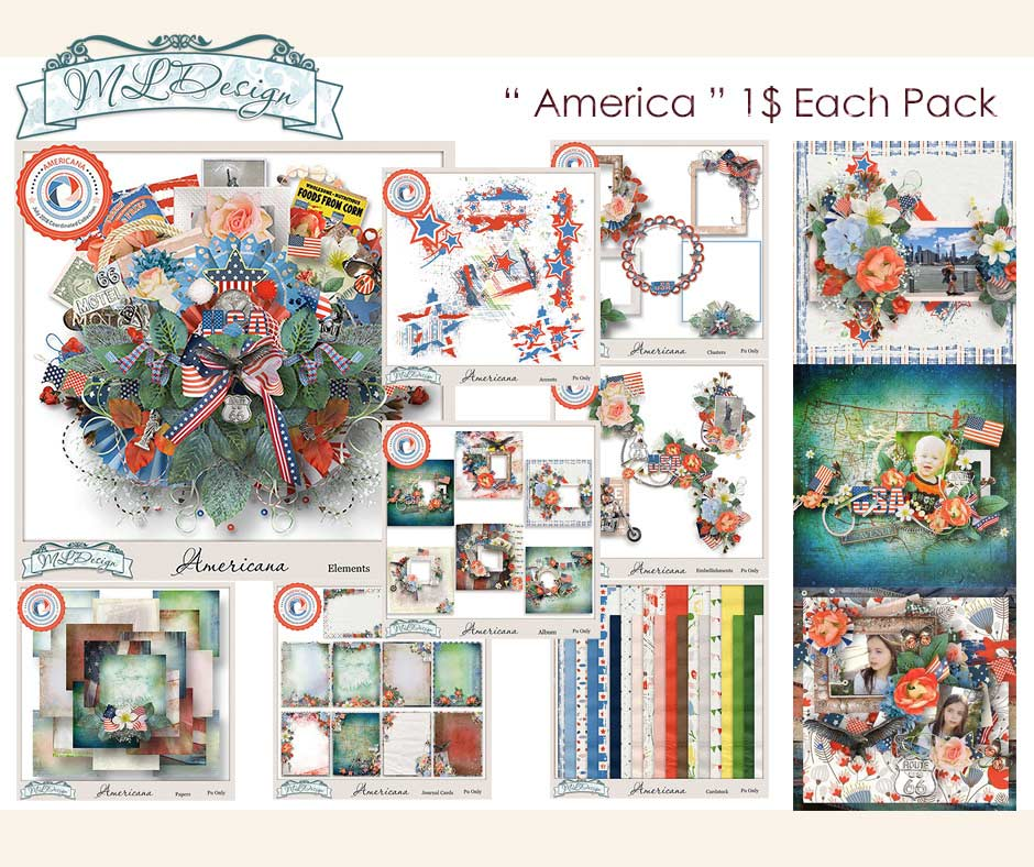 MLD_Americana_ 13 juillet in store_ page pour le 10/ page for july 10 Mld_am12