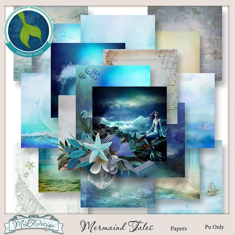 MLD_Mermaind Tales*** page for 29 juillet/ july Mldesi93